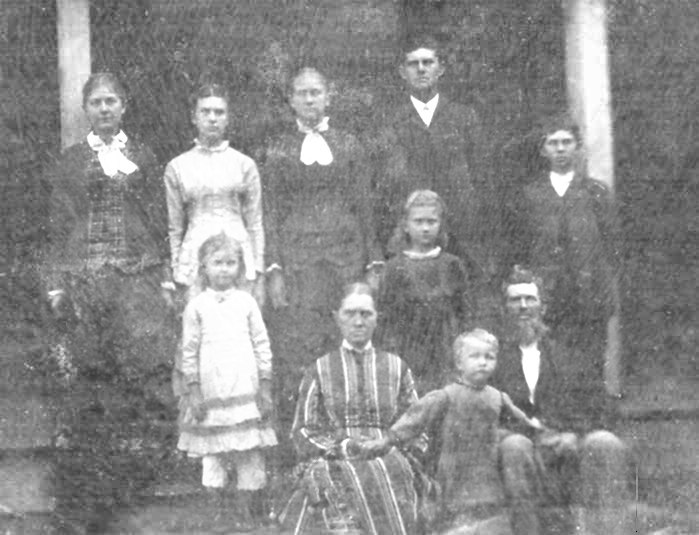 The George Cook Family